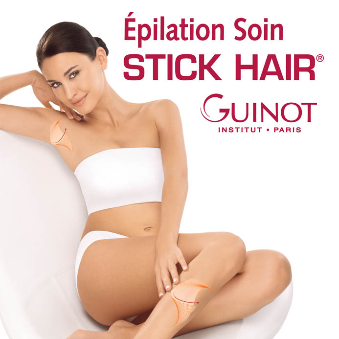 Stick Hair Guinot